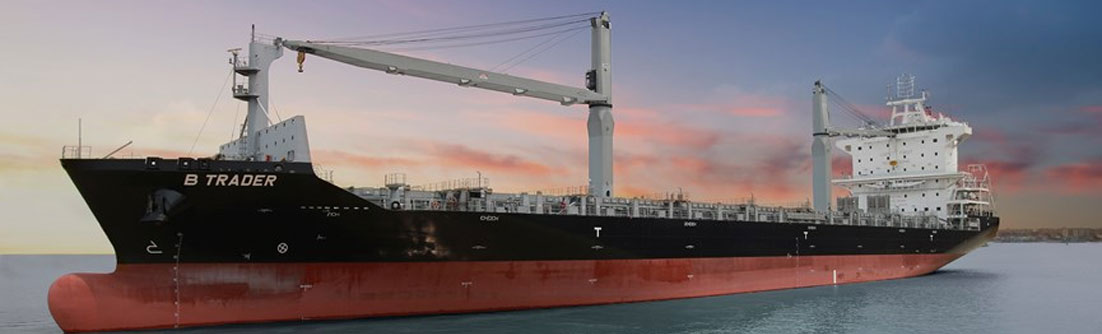 BTrader Container Vessel